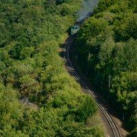 Поезд :: Степан Куруч