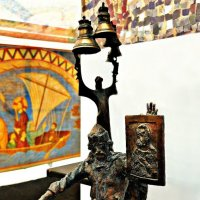 Равноапостольный Святой князь Володимѣр Свѧтославич Красное Солнышко :: Кай-8 (Ярослав) Забелин