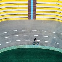 Велосипедист :: Владимир Кочкин