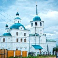 Сретенский женский монастырь. Прибайкальский район. Бурятия :: Дмитрий Головин