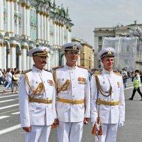 Военные моряки :: Сергей