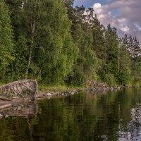 Лестное озеро :: Владимир Орлов