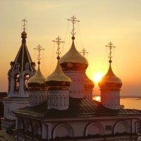 золотые купола :: Наталья Сазонова