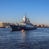 Корабли на рейде :: Valerii Ivanov