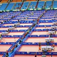 Настольный теннис - в массы! :: Сергей Ключарёв