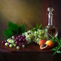 Этюд с виноградом :: lady-viola2014 -