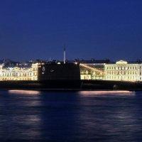 Подводная лодка :: Вера Моисеева