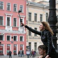 В предвкушении парада :: Darina Mozhelskaia