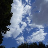 Облачные узоры :: Tarka