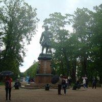 В Петровском парке :: марина ковшова