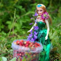 И с кем я сладку ягодку вкушать буду?:) :: Андрей Заломленков