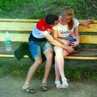 Да ладно, Масянь, прям-таки две полоски?:) :: Андрей Заломленков