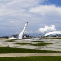 Олимпийский парк,Адлер. :: Александр Рамус