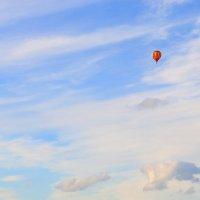 Шар в небе :: Дмитрий ARTМастер