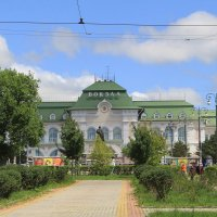 Ж.д.Вокзал  ХАБАРОВСК - I :: JT --------      SHULGA  Alexei