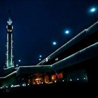 Огни ночного города :: Владимир Голиков