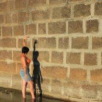 Я и моя тень :: Ирина Михалева