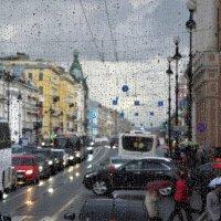 Акварели дождя :: Оксана Н