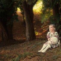 Катерина в парке :: Эльвира Запорощенко