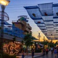 Закат в городе :: Сергей Форос