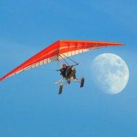 Полеты на луну :: Наталия Женишек