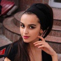 Черноглазка. :: Александр Бабаев