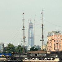 Подарок городу Газпрома 3 :: Сергей