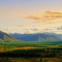 Тальская долина_2 :: Константин Есипов