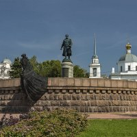 памятник А. Никитину :: Владимир Иванов