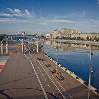 Набережные Москвы. :: Laborant Григоров