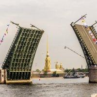 День ВМФ в СПБ. :: Алена Турбина