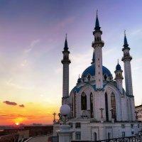 Russia, Kazan, Kul Sharif mosque, Kremlin :: Elena Wymann