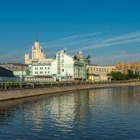 Московский пейзаж :: Tatiana Poliakova
