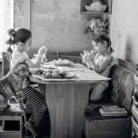 Предвкушение праздника :: Gulyara Rostovtseva