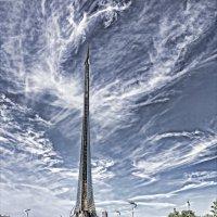 День Космонавтики :: Рамиль Хамзин