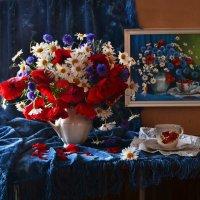 Маков цвет... :: Валентина Колова