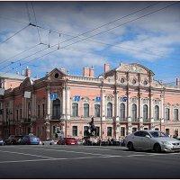 Дворец Белосельских-Белозерских :: Вера
