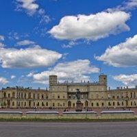 Гатчинский дворец. :: Senior Веселков Петр