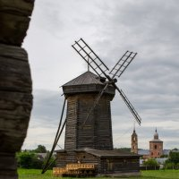 Ветряная мельница :: Мария Беспалова