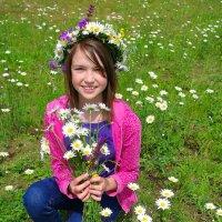 ромашковое лето :: леонид логинов