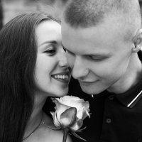 любовь :: Анастасия Жигалёва