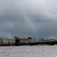 дождь в Питере :: elena manas