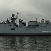 "Фрегат ""Адмирал Макаров"" :: Владимир Гилясев"