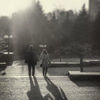 Если хочешь идти быстро - иди один,  если хочешь идти далеко - идите вместе :: Лидия Цапко