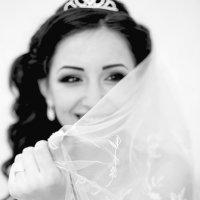 Счастливая невеста Виктория :: Viktoria Shakula
