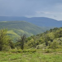 Перевал Бечку :: Zinaida Belaniuk