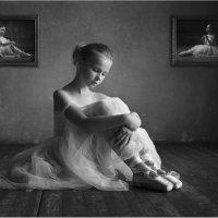 В балетном классе :: Виктория Иванова