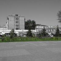 Городской пейзаж :: Артем Викторович