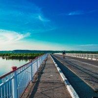 Мост через р.Томь :: Алексей Подплетько