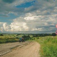 дороги.... :: олег фотограф-любитель